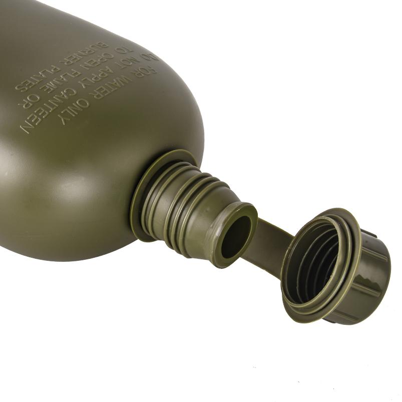 Одноквартовая полевая фляга Военного разведчика в термоподсумке