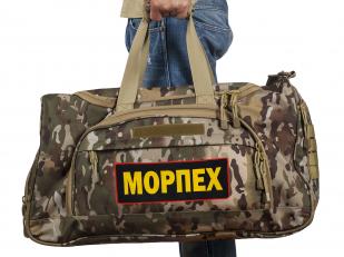 Дорожно-полевая тактическая сумка 08032B-МОРПЕХ.