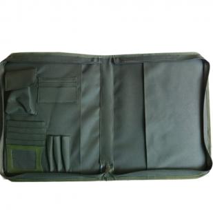Полевой офицерский планшет с нашивкой Танковые Войска - купить с доставкой