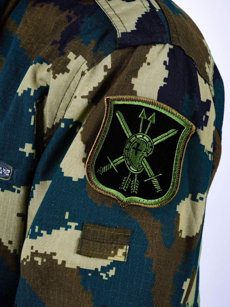 Полевой шеврон РВСН 28 ракетная дивизия