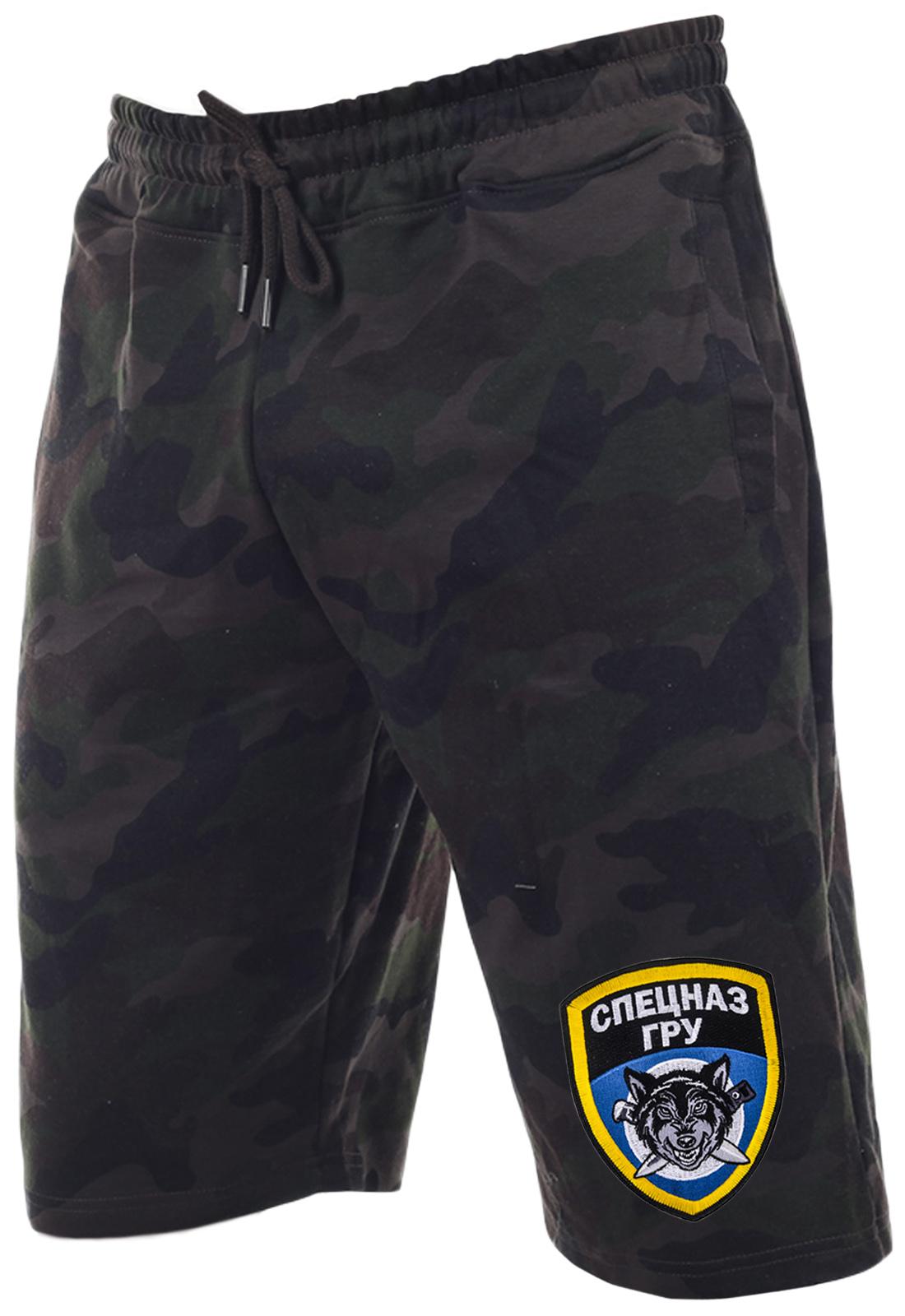 Полевые мужские шорты Спецназа ГРУ