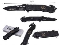 Полицейский нож Tac-Force Sheriff