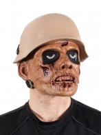 Полнолицевая маска нациста-зомби