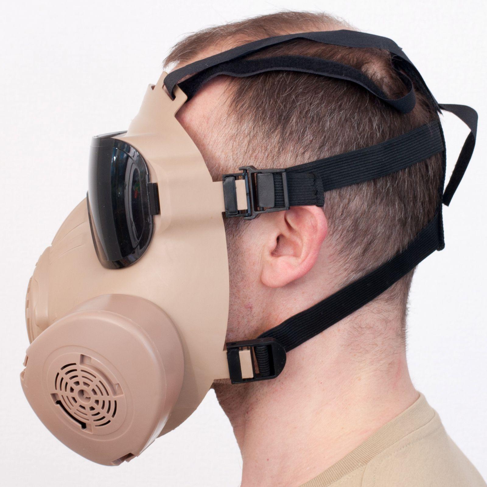 Полнолицевая маска респиратор с доставкой