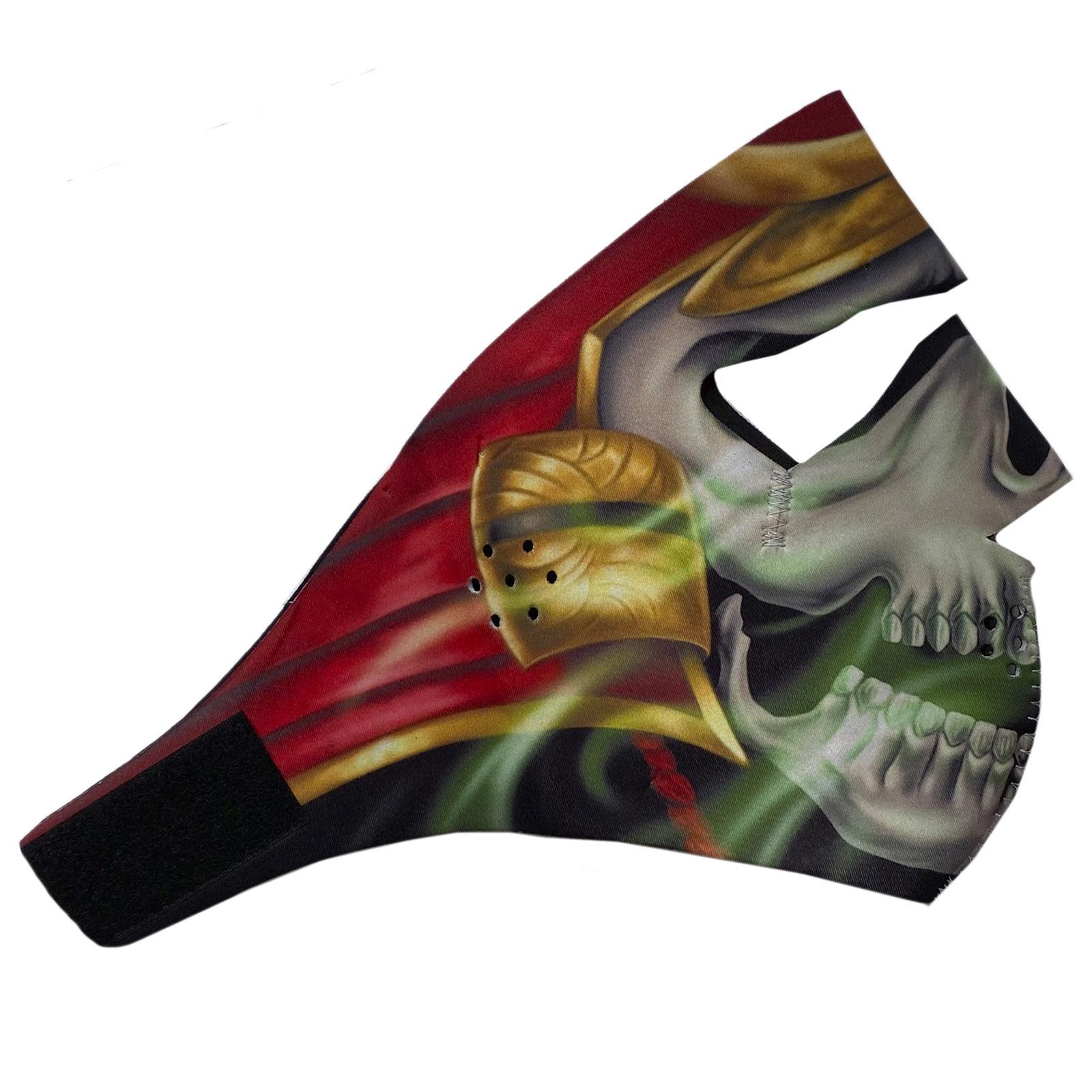 Полнолицевая стильная маска с защитой от короновируса Wild Wear Ancient One