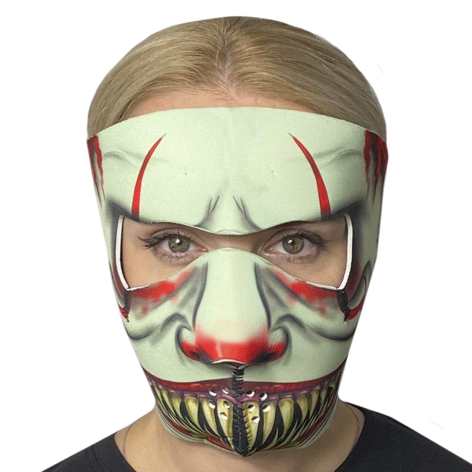 Полнолицевая защитная маска Wild Wear Slayer из неопрена