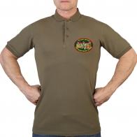 Мужская футболка поло 135 Небит-Дагский погранотряд