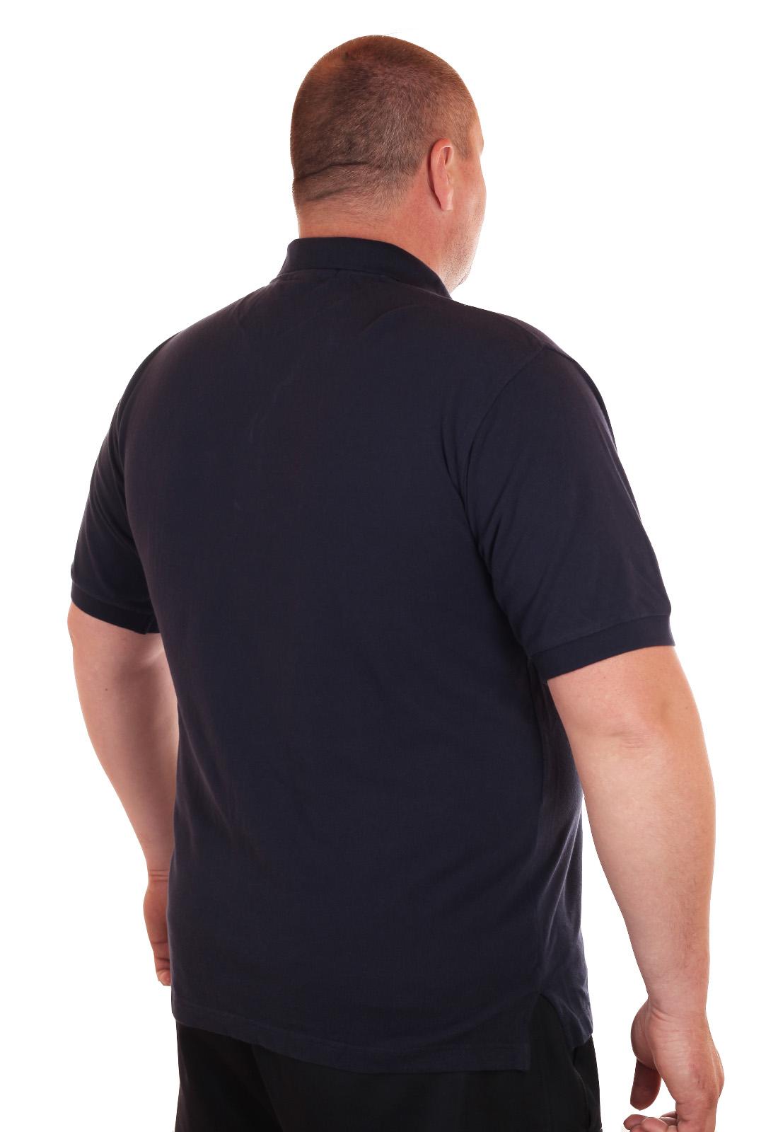 Заказать поло больших размеров (батал) от Port Authority для неординарных мужчин
