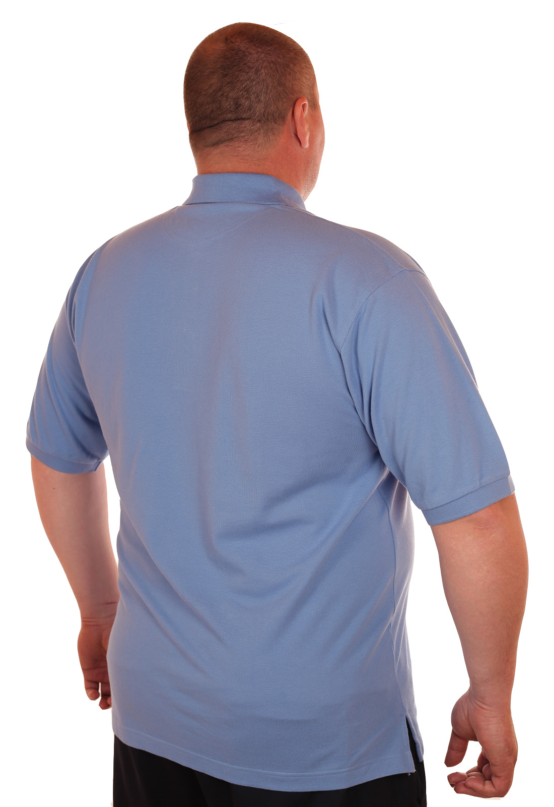 Заказать поло большого размера (батал) для массивных парней от Port Authority