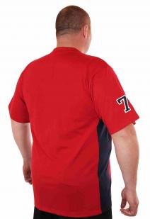 Классная футболка для могучих мужчин с доставкой