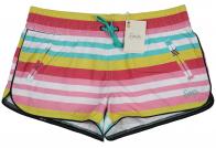 Полосатые женские шорты Sybilla