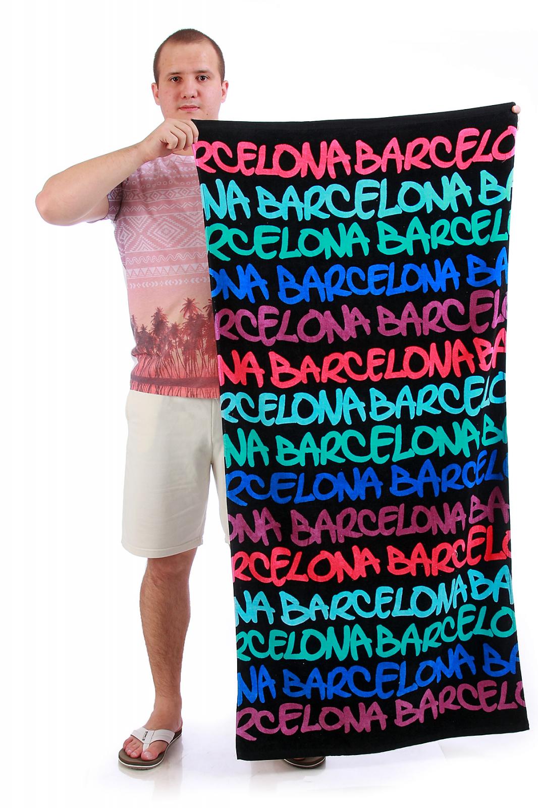 Полотенце Barcelona - купить с доставкой недорого