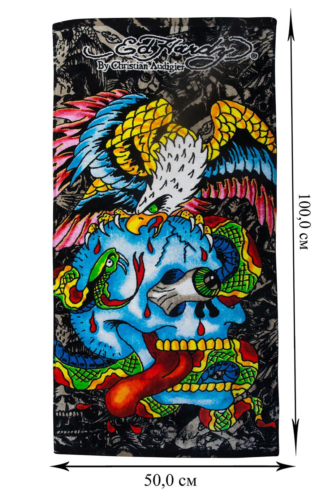 Полотенце большое Орел и Змея
