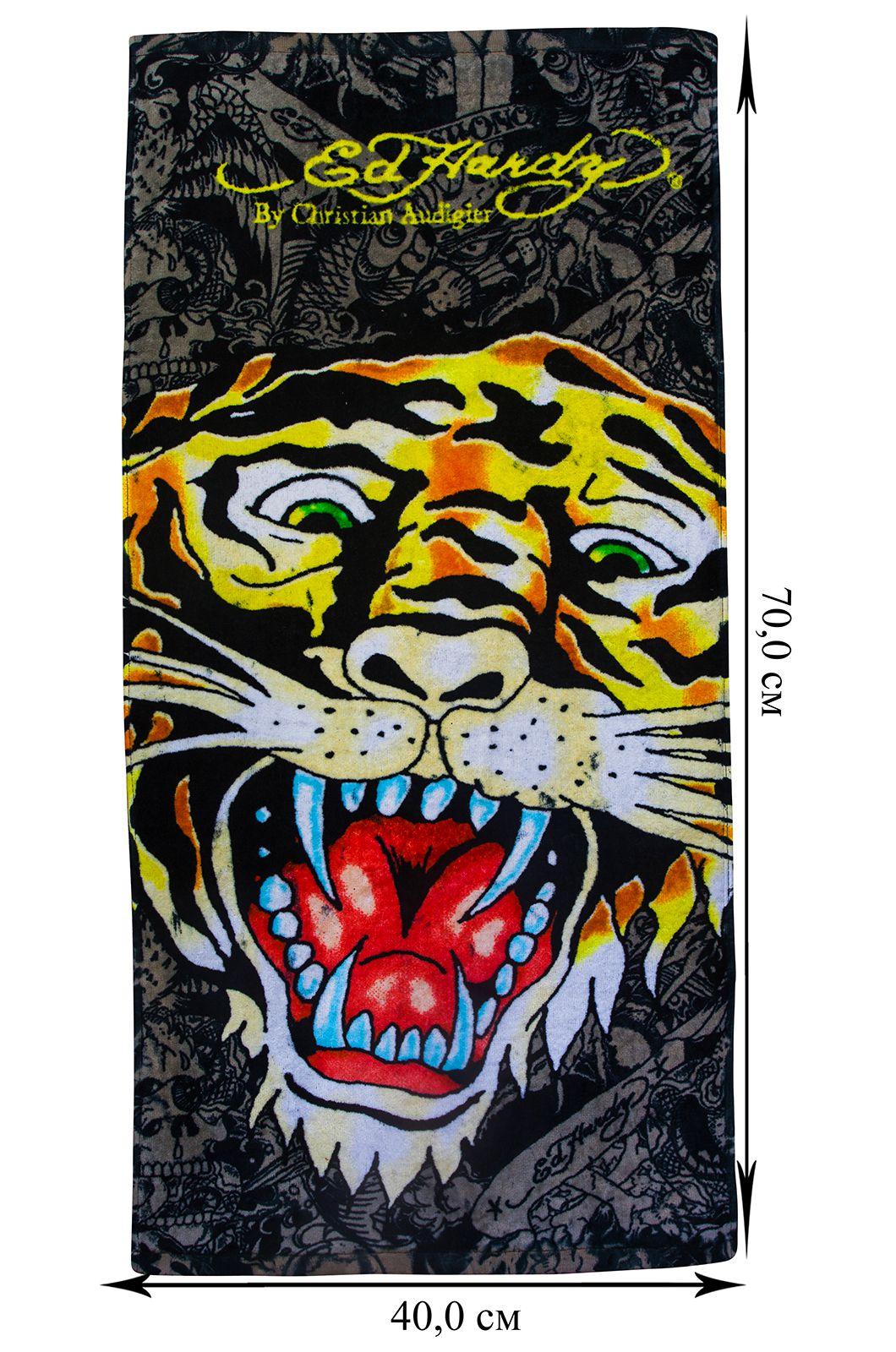 Полотенце большое Тигр