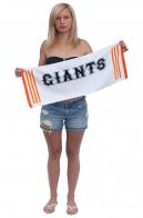 Полотенце брендовое Giants - заказать оптом