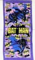 Полотенце детское Batman с принтом