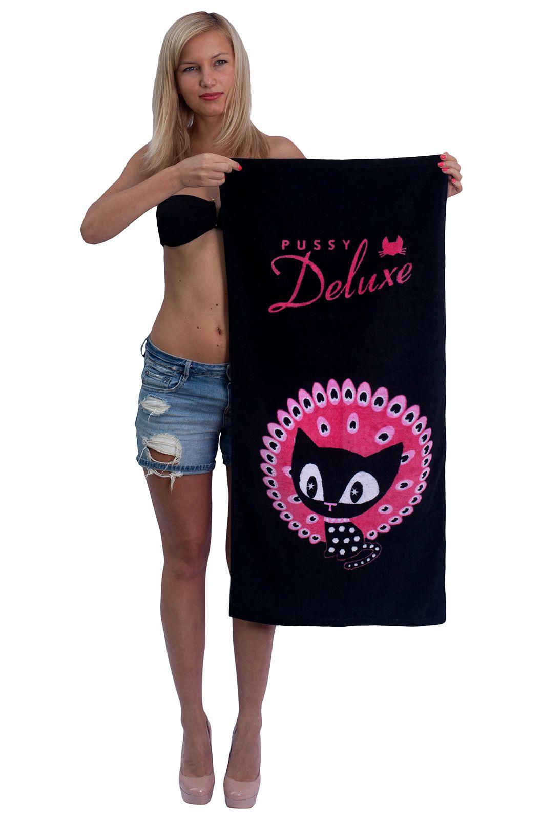 Полотенце из приятной, быстросохнущей ткани – вариант для бассейна