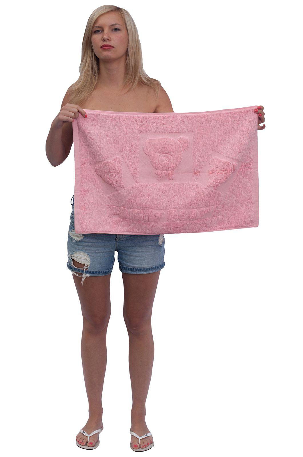 Махровый коврик для ванны - купить с доставкой по России