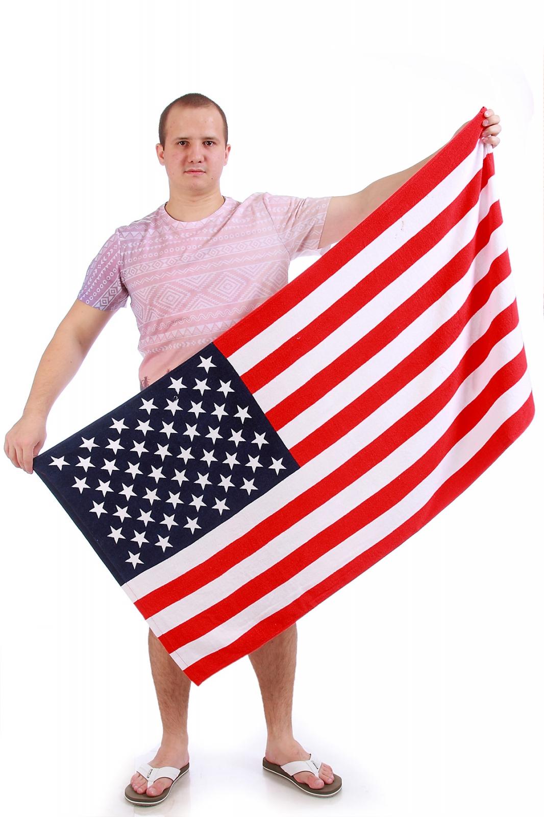 Полотенце флаг - заказать с доставкой