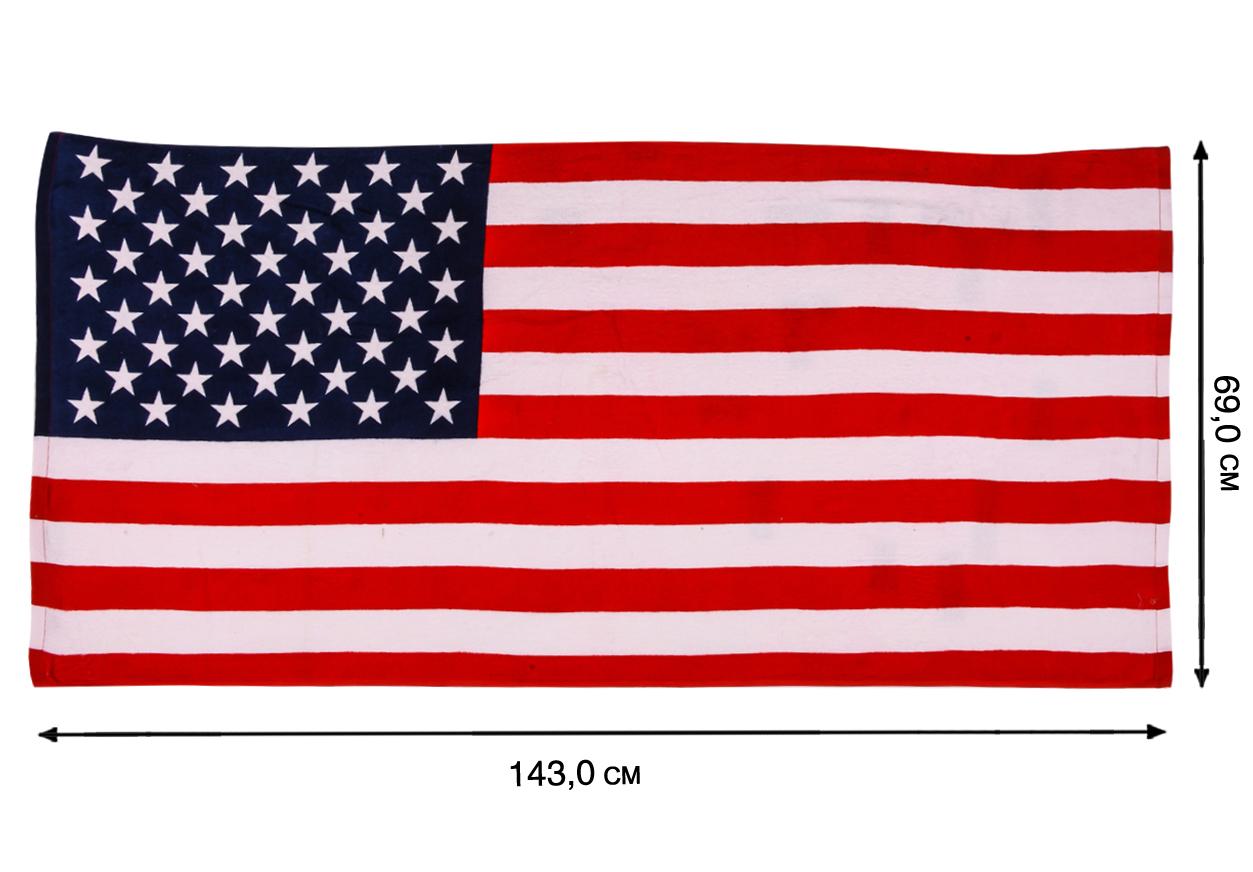 Полотенце флаг США