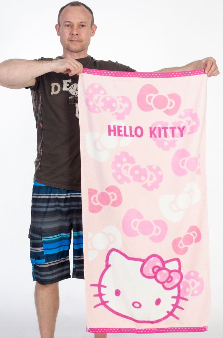 Полотенце Hello Kitty - купить с доставкой в интернет-магазине