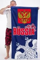Полотенце RUSSIA «Двуглавый орёл»