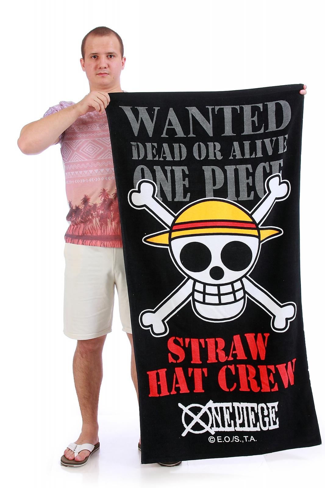 Полотенце с черепом - купить в интернет-магазине