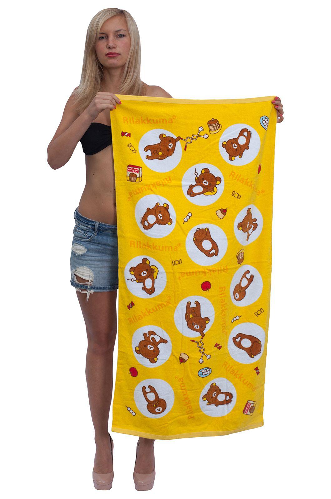 Полотенце с детским рисунком - купить онлайн в интернет-магазине