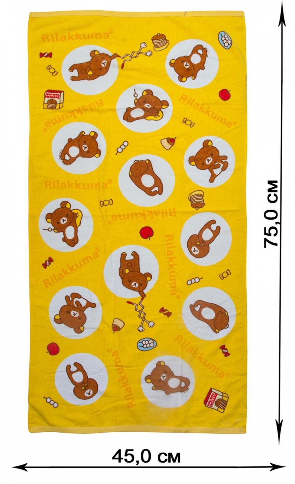Полотенце с детским рисунком - купить с доставкой