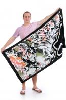 Полотенце с принтом - купить онлайн с доставкой