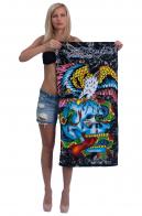 Полотенце с рисунком - купить онлайн в интернет-магазине