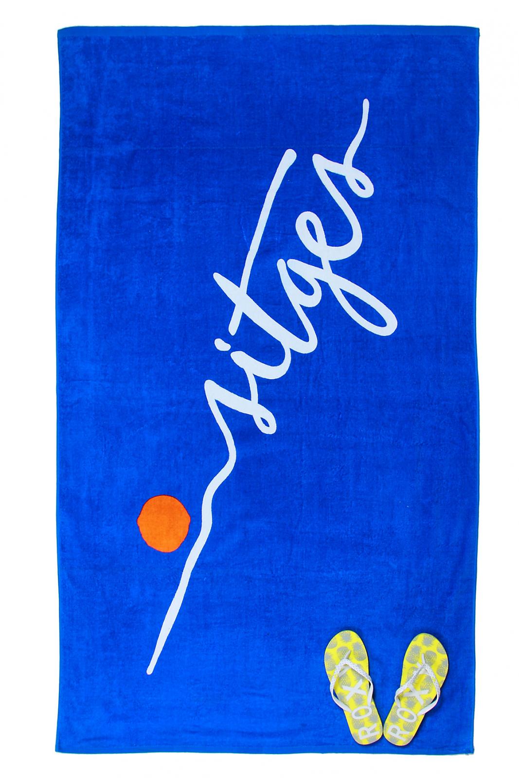 Пляжные полотенца со скидками