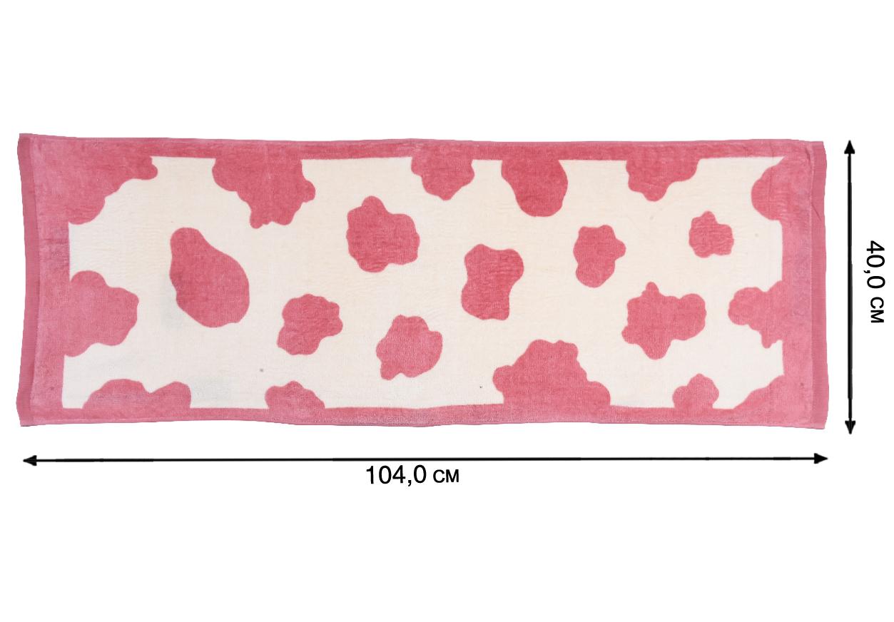 Полотенце цветное - купить онлайн в интернет-магазине
