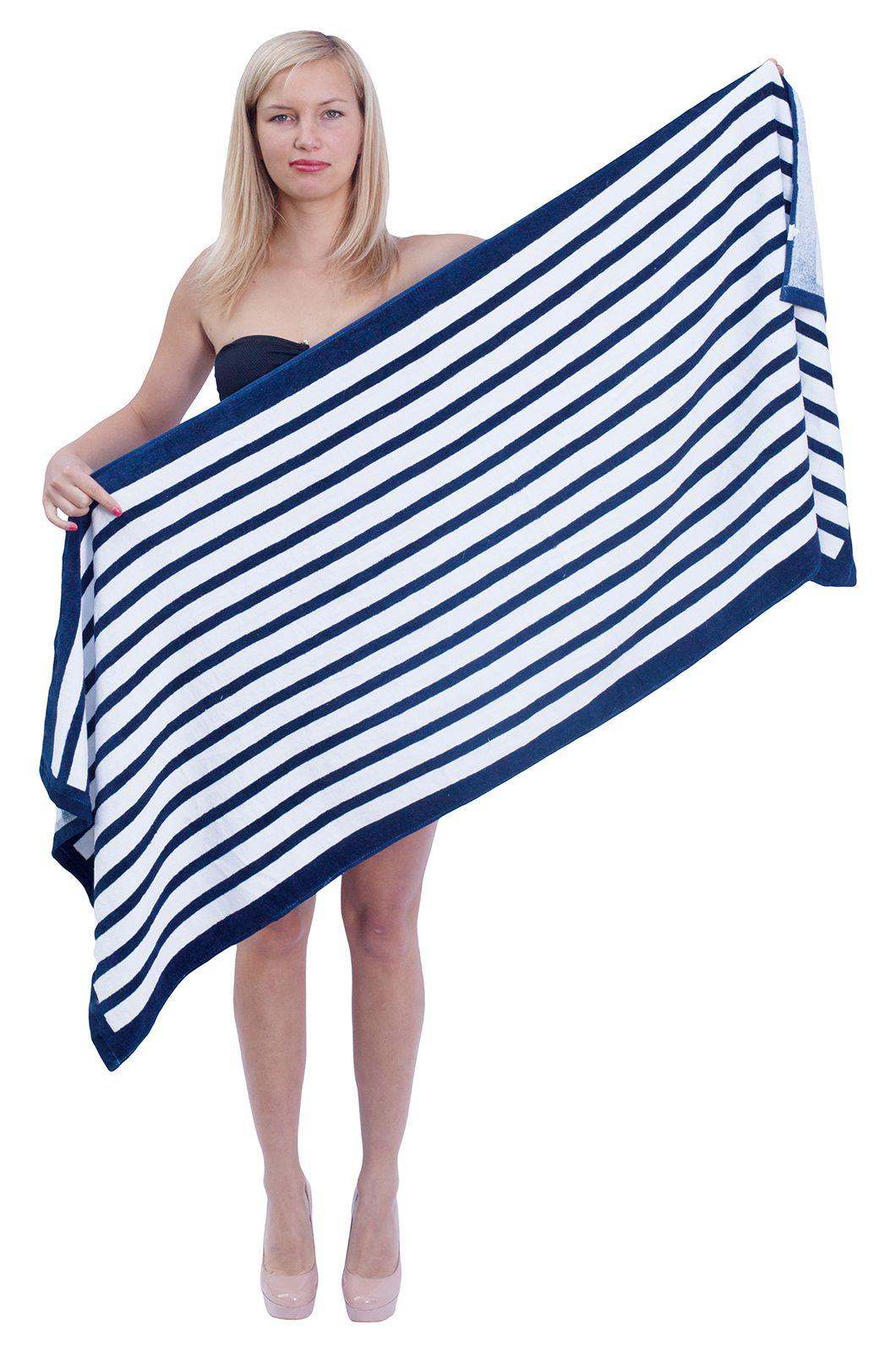 Полотенце в полоску - купить по низкой цене
