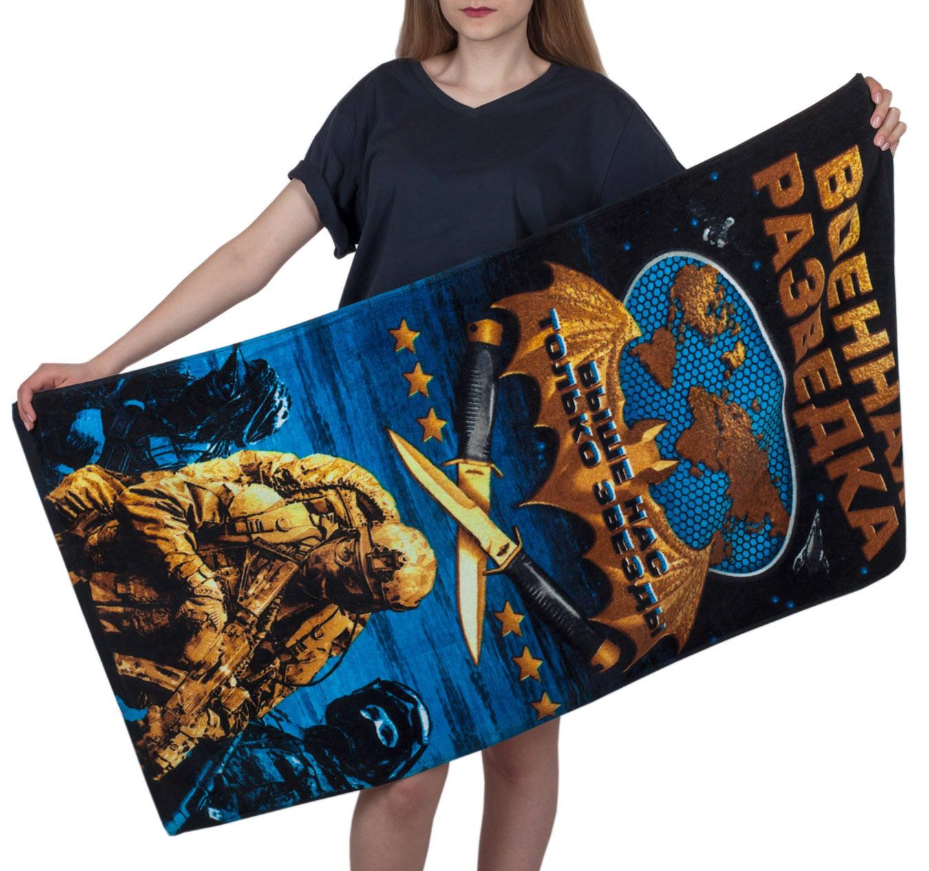 Купить полотенце «Военная Разведка»