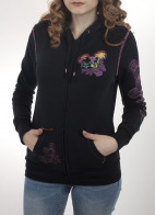 Полуприталенная женская кофта кенгуру Disney Parks с капюшоном. Молодежный тренд этого сезона по цене прошлого! Успей купить, пока есть в каталоге!