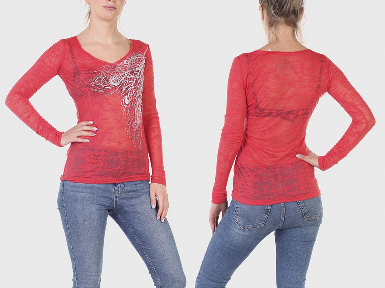 Полупрозрачная женская кофта Panhandle Slim