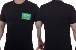Популярная футболка ЗА ВДВ