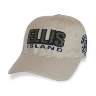 Популярная бейсболка Ellis island