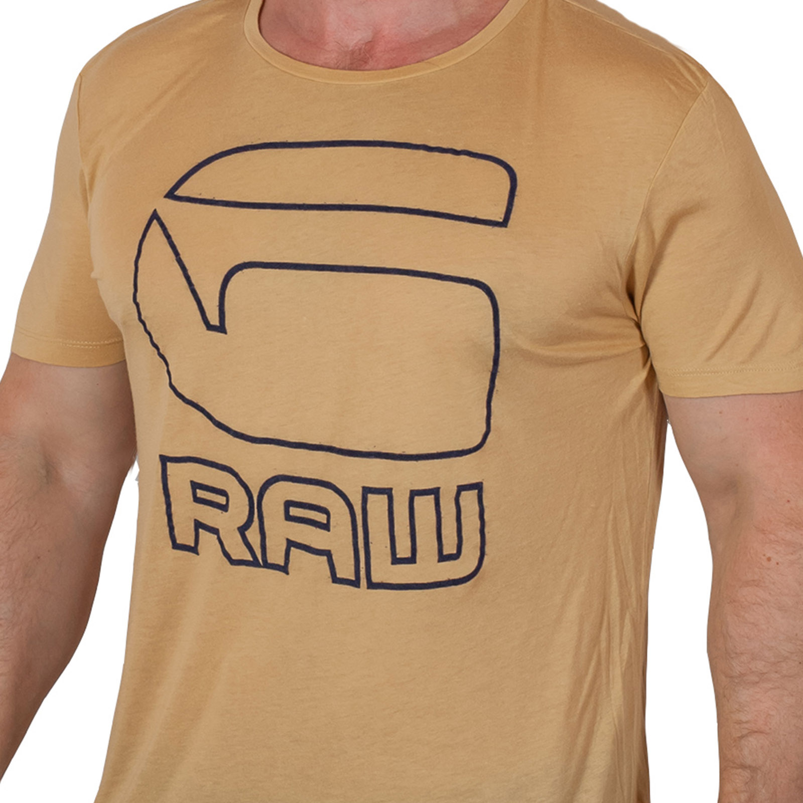 Популярная брендовая футболка G-Star Raw® Cadulor N496