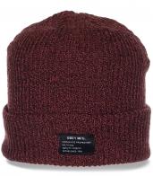 Популярная женская шапка Obey. Комфортная модель для современных красоток