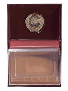 Портмоне для документов с гербом СССР от Военпро