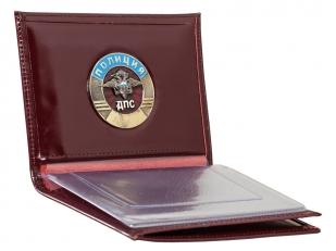 Портмоне для удостоверения с жетоном ДПС по выгодной цене