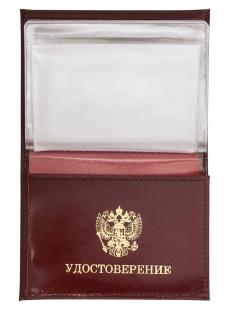 Заказать портмоне для удостоверения с жетоном ДПС
