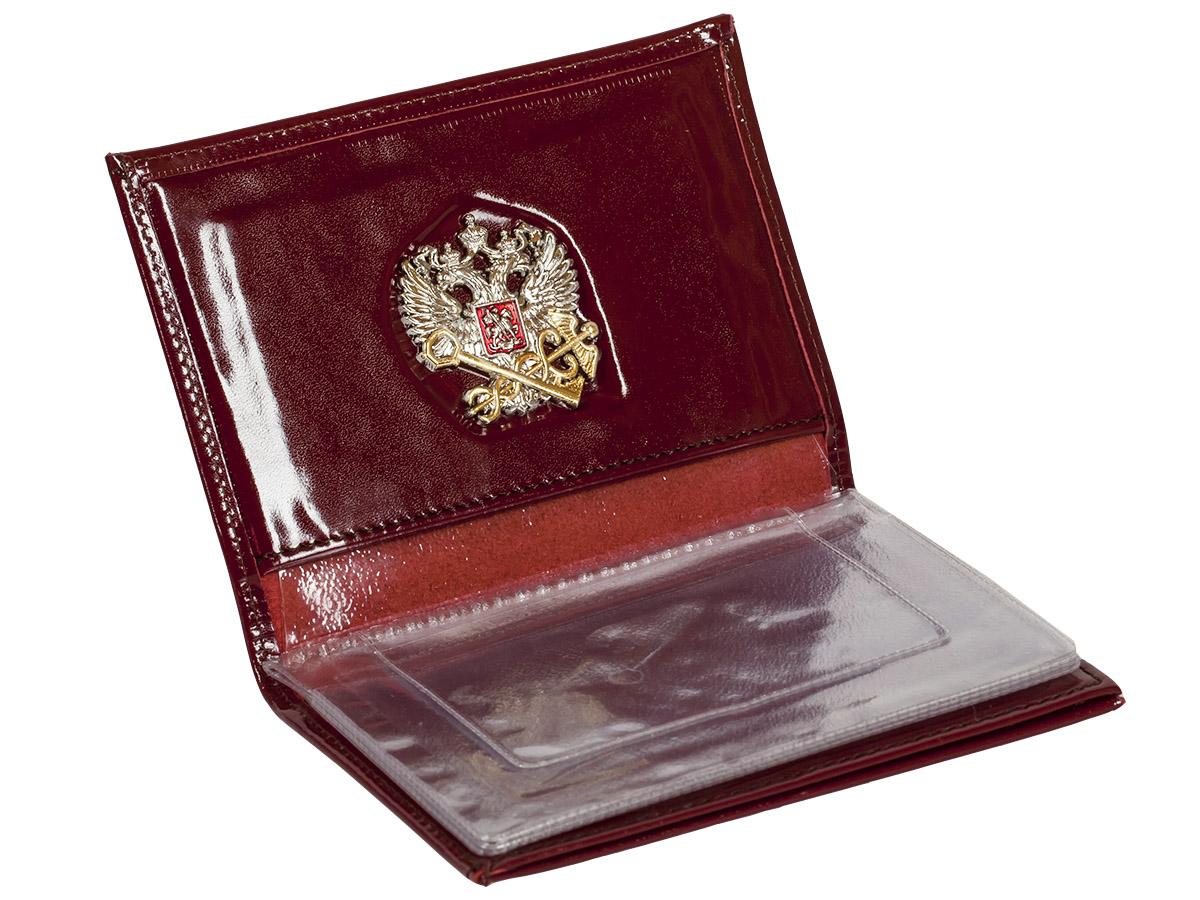 Портмоне - обложка для удостоверения с жетоном «Налоговая Служба» от Военпро