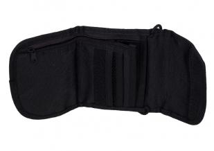 Потайной кошелек черный