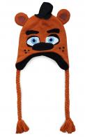 Потрясающая шапка-собачка с флисовой подкладкой. Теплая и забавная модель на радость детям