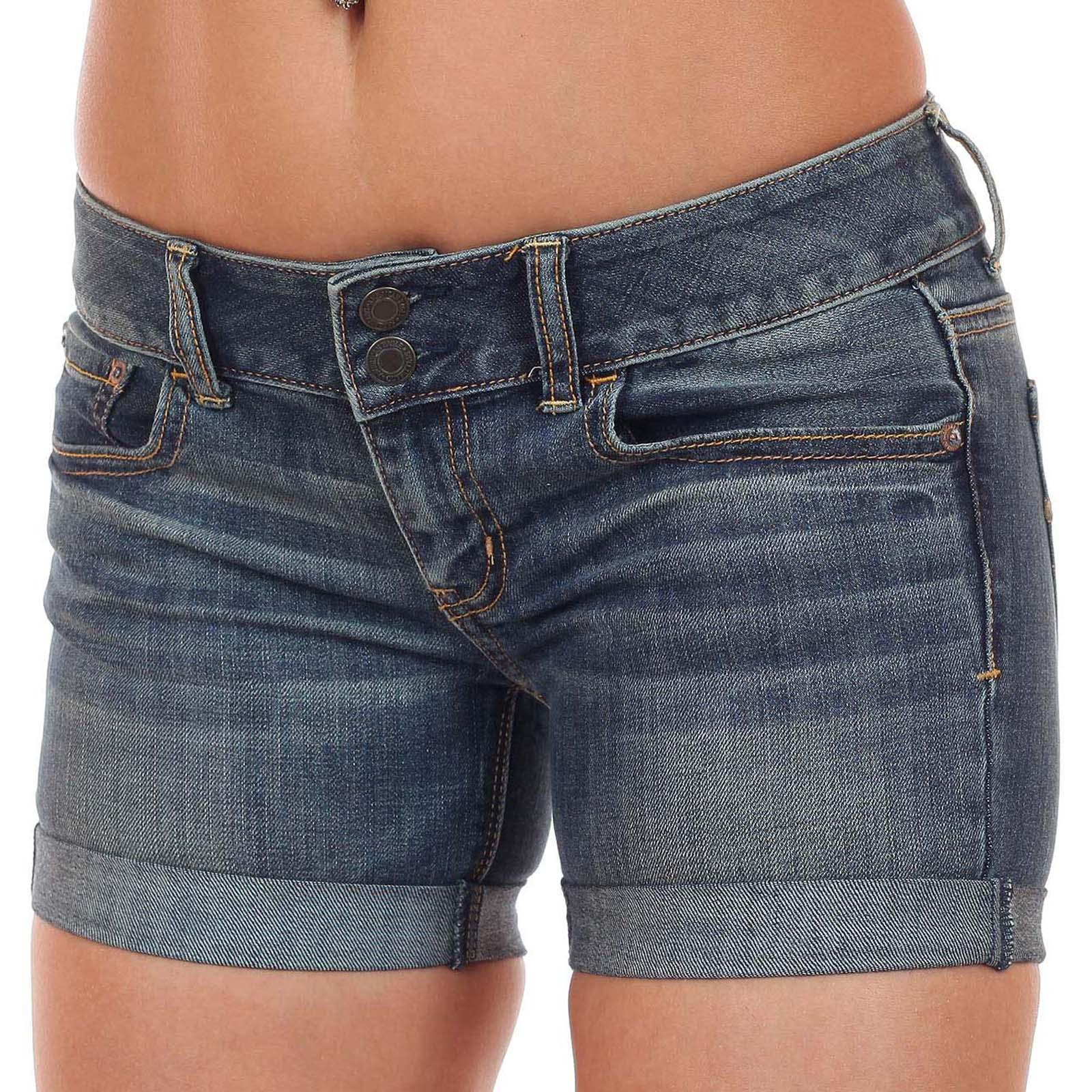 Потрясные джинсовые шорты для обольщения мужчин по лучшей цене