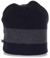 Повседневная демисезонная мужская шапка