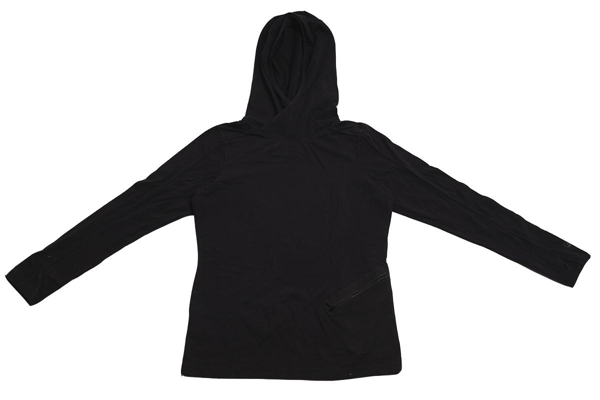 Повседневная кофточка худи черного цвета от North Ridge